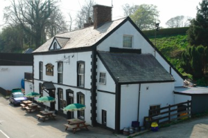 The Talbot Hotel, Berriew