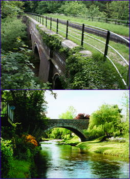 Montgomery Canal Aquaduct